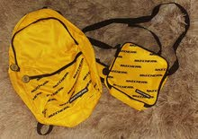 new original skechers bag with free lunch bag
