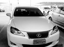 White Lexus IS 2011 for sale