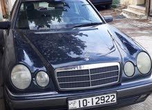 مرسيدس E200 موديل ال 98 للبيع
