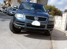 2005 Used Touareg with Automatic transmission is available for sale