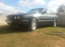 Automatic Grey BMW 1990 for sale