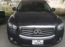 2014 New QX60 with Automatic transmission is available for sale