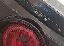 LG OM4560 Mini Hi-Fi System with Bluetooth