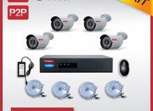 كاميرات مراقبة خارجية عالية الجوده IP NETWORK Vangold