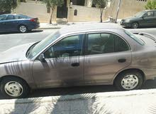 Hyundai Accent 1995 For sale - Gold color