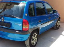 2000 Used Corsa with Manual transmission is available for sale