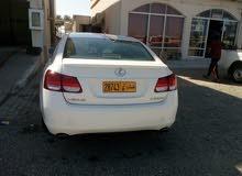 +200,000 km Lexus GS 2007 for sale