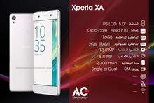 سوني اكسبيريا XA جديد دبل شفرة باعلى سعر او تبديل
