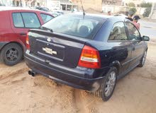 Opel Astra 2002 For sale - Blue color