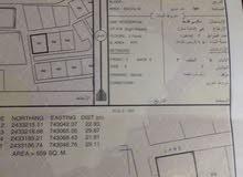 ارض للبيع في جعلان بني بوعلي /السليل