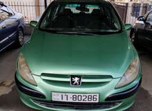 Available for sale! 10,000 - 19,999 km mileage Peugeot 307 2002