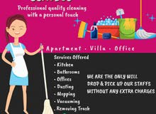 HOUSEMAIDS TO CLEAN YOUR VILLAS, APARTMENTS AND OFFICES IN DUBAI