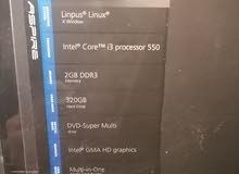 كمبيوتر مكتبي Acer. مستخدم بحاله الوكاله