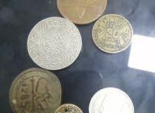 عملات مغربية نادرة