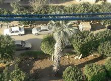 شقة أمام نادي الزهور وإستاد القاهرة مباشرة