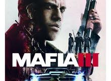 PS4 game.   Mafia3
