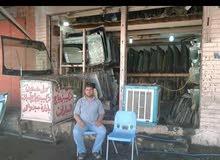 محل حسين لتبديل وبيع زجاج السيارات