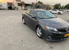 For sale 2012 Grey Camry