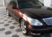 Used condition Lexus LS 2004 with  km mileage