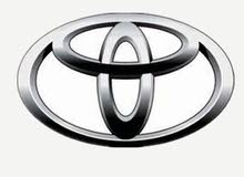 Toyota Camry in Amman for rent
