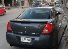 بونتياك GT 2009  بسعر90 ورقه قفل