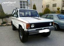 Manual White Isuzu 1985 for sale