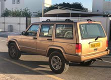 Brown Jeep Cherokee 2000 for sale