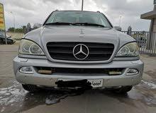 Mercedes Benz ML Used in Tripoli