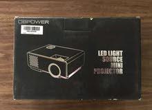 projector dp power 1200 lumens