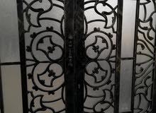 all new cast alumnium door and indoor for sale