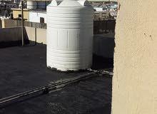 عزل الاسطح بمادة روف اكريلك لمنع تسريب المياه بجودة عالة على ايدي مختصين
