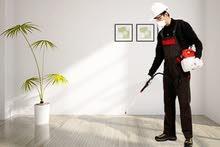 مكافحة جميع انواع الحشرات والقوارض بمبيدات آمنه على الصحة