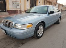 For sale 2006 Turquoise Crown Victoria