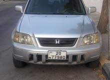 Automatic Silver Honda 1998 for sale