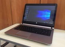 فرصة لا تتكرر HP PRO BOOK CORE I5 ,شاشة تاتش باللمس نفس الجديد الجيل السادس