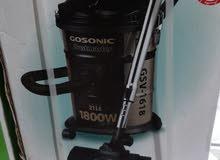 مكنسة كهربائية جوسونيك ضمان سنة درجه اولى القياس (L) 21