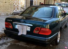 Mercedes Benz E 320 car for sale 1996 in Baghdad city