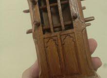 برجيل خشبي صغير يصلح كهدية