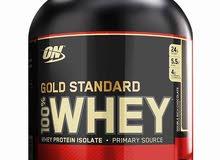واي بروتين قولد ستاندرد