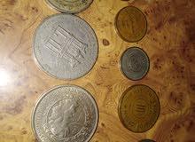 عملات اردنيه معدنيه قديمه