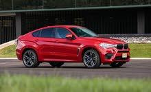 Rent a 2018 BMW X6M