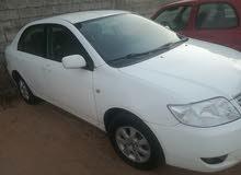 Manual Toyota 2005 for sale - Used - Tripoli city