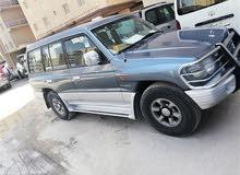 Automatic Turquoise Mitsubishi 1999 for sale