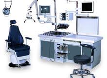 تجهيز المنشأت الطبية الخاصة والحكومية