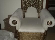 كرسي عروس للبيع