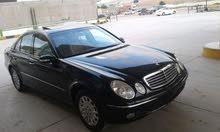 Used 2004 E 240