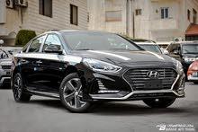2018 Hyundai Sonata Hybrid - Black