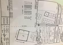 أرض سكنية كورنر900 متر  فلج الشام بوشر