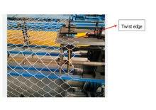 ماكينة صناعة الشبك او ماكينة لصناعة الزنك حق الهناجر