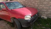 Opel Corsa 1997 for sale in Gharyan